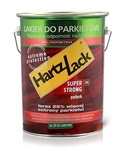 HartzLack Super Strong HS lakier poliuretanowy do parkietu