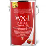 Hartzlack WX-1 olej do parkietu + wosk do parkietu