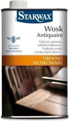 wosk do drewna Starwax